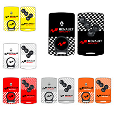 RENAULT SPORT Skin for Clio Mk4 Megane Mk3 Card Key Fob Sticker Wrap Cover Decal