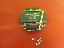Guitar Amplifier  Classic Tone Output Transformer for 40W amp build