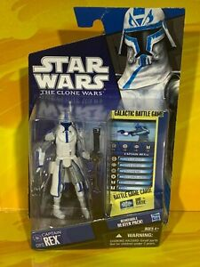 Star Wars - The Clone Wars - Captain Rex (CW12)