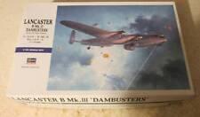 Hasegawa 1:72 #554 Lancaster B Mk.III Dambusters New
