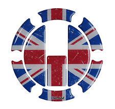 Tankdeckel 3D Pad Union Jack England Flagge 650003 univ. passend für Triumph