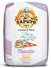 Farina Caputo Nuvola, 5 Pacchi da 1 kg.-Ideale Per Pizza Napoletana Con Cornicio