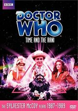 NEW - Doctor Who: Time and the Rani (Story 148)