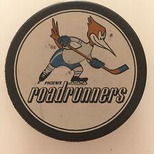 Phoenix Roadrunners Puck IHL Vintage
