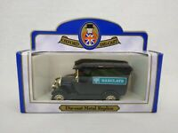 Oxford Die-cast Barclays Bank Van Limited Edition Model Free Postage