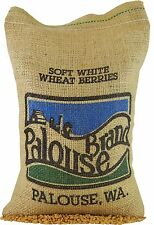 Soft White Wheat Berries | Non-GMO Project Verified | 100% Non-Irradiated | C...