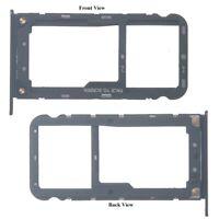 Pour Xiaomi Redmi Note 5 Sim Card Tray Holder Slot Replacement Part - Black