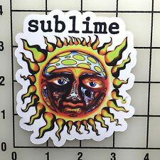 """Sublime 4"""" Wide Vinyl Decal Sticker BOGO"""