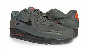 Nike Air Max 90 DC4116 001 Sneaker Herrenschuhe Sportschuhe Leder  + Geschenk