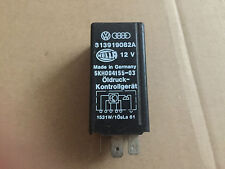 AUDI 80 90 100 200 4000 OIL PRESSURE CONTROL WARNING RELAY 813919082A