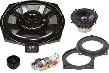 Sistema de Audio X 200 BMW Polvo Evo 20cm 3 Wege Komponentensystem para BMW,2