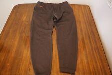 NWOT Simms Fishing Fleece Wading Pants, Brown Color, Size L, Warm Fishing Pants