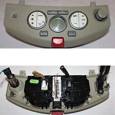 Centralina comandi clima 27500-AX700 Nissan Micra 2003 3 porte (4158 13-1-E-6)