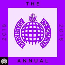 Various Artists - Ministry Of Sound: Annual 2018 / Various [New CD] UK - Import