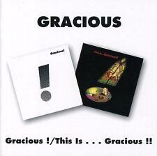 Gracious - Gracious / This Is Gracious [New CD] UK - Import
