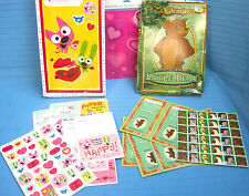 Lot of Valentines Day Cards Stamps Stickers Misc Vintage items SOLD AS IS Crafts