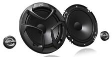 "New JVC CS-J600 6.5"" 2-Way Component Speaker System 6-1/2"" Tweeters Crossovers"