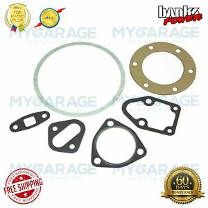 Banks For 82-94 Chevy GM 6.2L Truck, Early Power Gasket Set Turbo System 93300