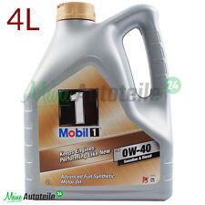 4 Liter MOBIL 1 FS 0W-40 NEW LIFE MOTORÖL 4L PREISAKTION 0W40 NEU