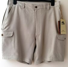 Luau 100% Silk Men's Shorts ~NWT~ Size 38 ~ MSRP $71.50 #MO39560
