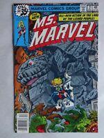 Ms. Marvel #21, VF- 7.5, Lizard People