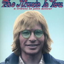 Music Is You: A Tribute To John Denver (2013, CD NIEUW)
