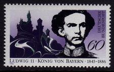 W Germany 1986 King Ludwig of Bavaria SG 2127 MNH