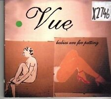 (CK495) Vue, Babies Are For Petting - 2003 DJ CD