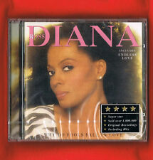 DIANA ROSS Why Do Fools Fall In Love CD New & Factory Sealed Promo Sticker