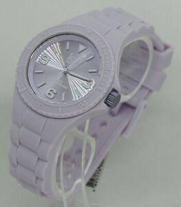 ✅ ICE Watch Generation - Lilac -  Armbanduhr 019147 Silikon Damenuhr ✅