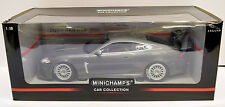 Minichamps Jaguar XKR GT3 Grey Metallic, 1:18 Scale Diecast Model 150 081390