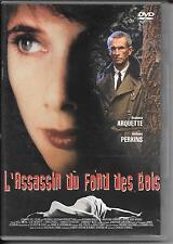 DVD ZONE 2--L' ASSASSIN DU FOND DES BOIS--ARQUETTE/PERKINS/CORRELL