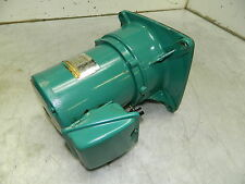 Fuji Electric Geared Motor, # LSSG200T-50, 220 VAC, 3 Ph, 36 RPM, Used, WARRANTY
