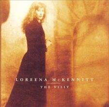 LOREENA MCKENNITT - THE VISIT [ENHANCED] NEW CD