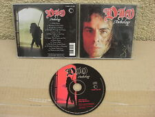 CD - Ronnie James Dio : Anthology - VSOP CD 245 - Made in UK