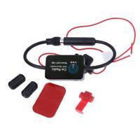 FM 88-108MHz Car Antenna Signal Amp Booster Radio Amplifier Tool