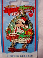 "Disney's ""Mvmcp"" 25th Anniversary Mickey Dangle Limited Release Pin"