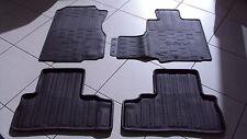 Genuine Honda, Set of 4 Accessory Rubber Floor Mats CRV 2007 to 2012 CR-V