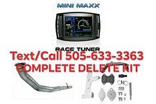 Mini Maxx Tuner, Delete Pipe & Egr Full Delete! 08-15 Powerstroke. 505-633-3363