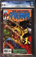 Amazing Spider-Man V2 12 CGC 9.8 John Byrne Sinister Six Appearance #453