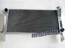 2 ROW Performance Aluminum Radiator fit for Hyundai Genesis Coupe 2.0T MT New