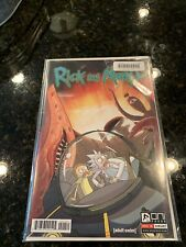 Rick And Morty Comic #1 Julieta Colas Cover Variant 1:10 NM RARE!!