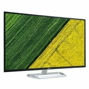 "Acer EB1 EB321HQ Abi 31.5"" Widescreen IPS LCD Monitor - Black - Brand New"