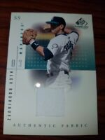 2001 Upper Deck SP Game Used Alex Rodriguez # AR ( M ) , Seattle Mariners !