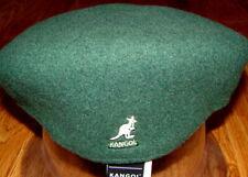 Dark Green  KANGOL  Wool  504  Ivy  Cap