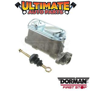 Dorman: M98908 - Brake Master Cylinder