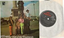 FOURMYULA Four Hits Of  *MEGARARE NEW ZEALAND 70s 4Track HMV EP SINGLE*