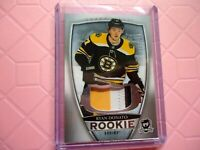 2018-19 THE CUP RYAN DONATO ROOKIE 3 COLOR PATCH BOSTON BRUINS 188/249 MINT