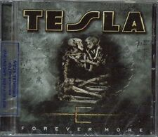 TESLA FOREVER MORE + 2 BONUS TRACKS & BONUS VIDEO SEALED CD NEW