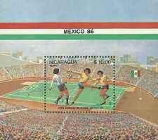 Timbre Sports Football Nicaragua BF170 ** lot 15794